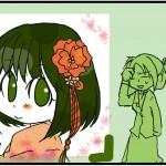 七五三の髪型はどうする!?3才の女の子にお奨め自宅で出来る簡単アレンジ!!