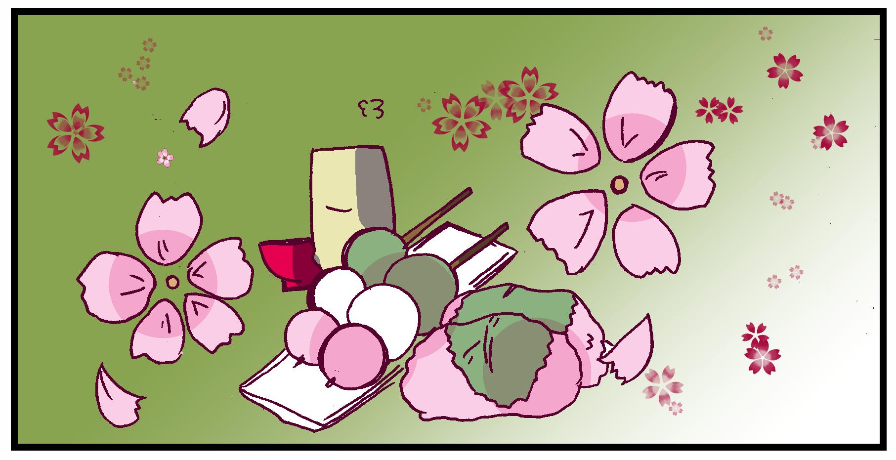 花見の季節がやってくる!!そういえばお花見の由来ってなんだろう?