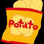 ダイエット中のポテトチップスは本当にだめ?食べるのをやめられない!