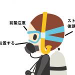 スキューバダイビング用マスクの選び方とは?マスクについて語ります‼